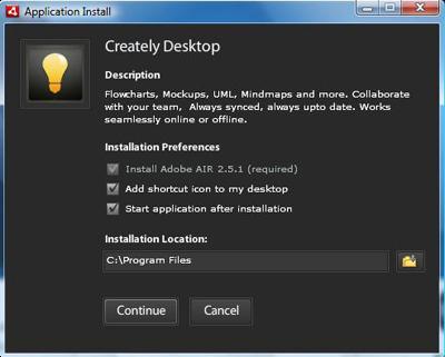 Creately Desktop License Key