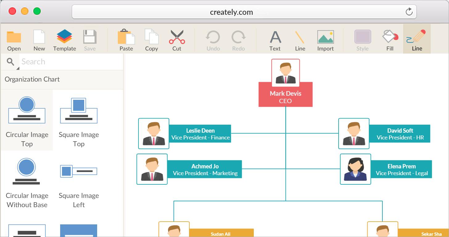 Best org chart software for mac