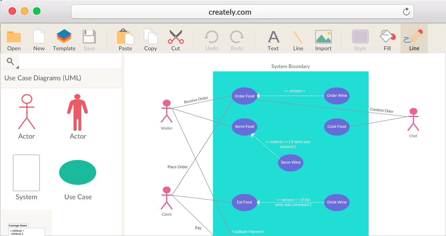 UML Diagram Tool | Easily Creately All Types of UML Online | Creately