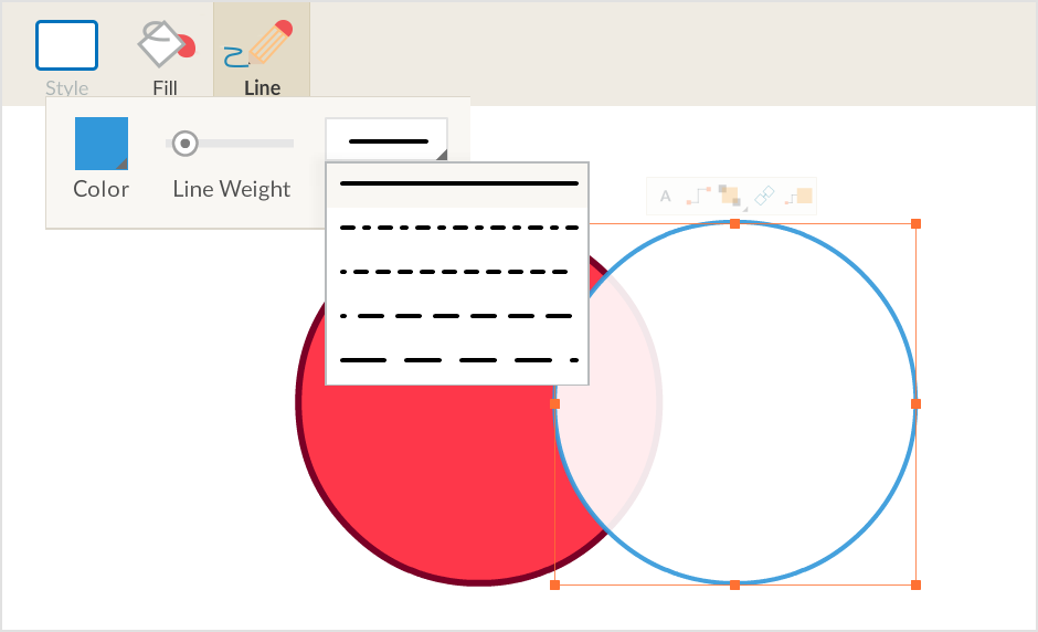 Venn Diagram Maker To Create Venn Diagrams Online Creately