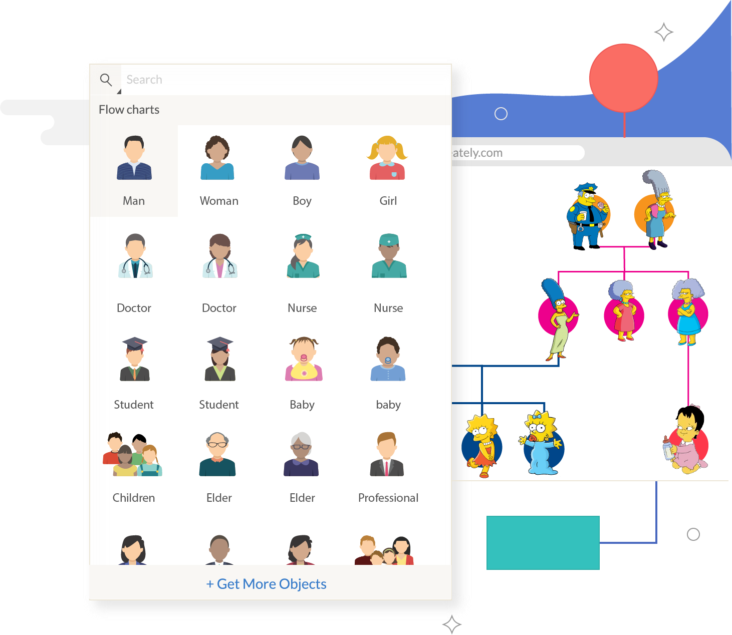 Powerful Features to Draw Family Tree Diagrams Online