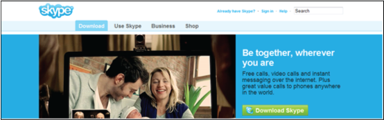skype1 Top 10 online tools for Small Businesses