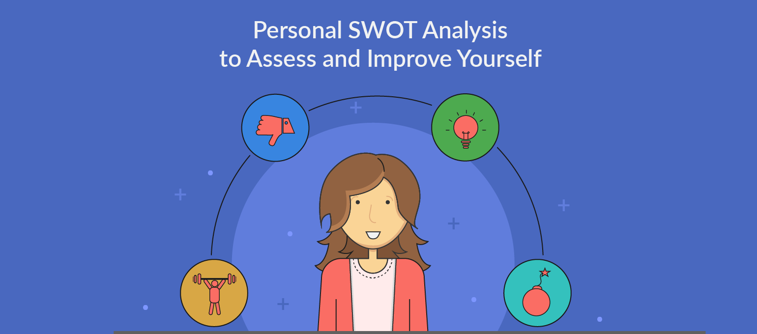 personal swot analysis to assess and improve yourself creately blog - Should You Make A Career Change Do Self Assessment And Analysis Before Deciding