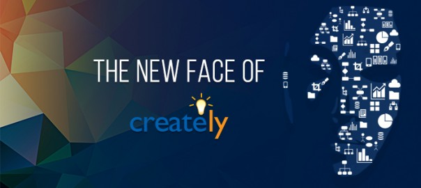 The all new Creately interface