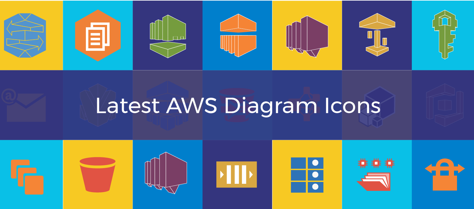Latest Aws Diagram Icons To Plan Your Infrastructure