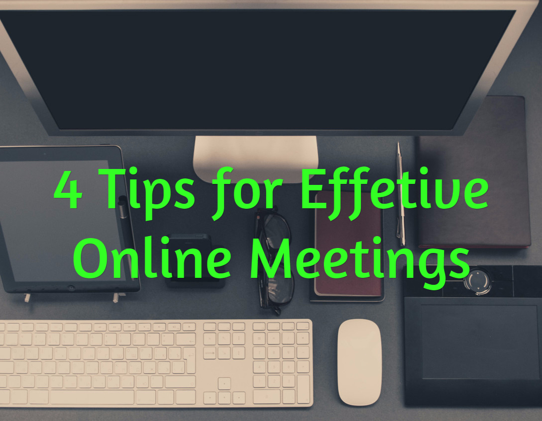 4 Tips For Conducting Effective Online Meetings Creately