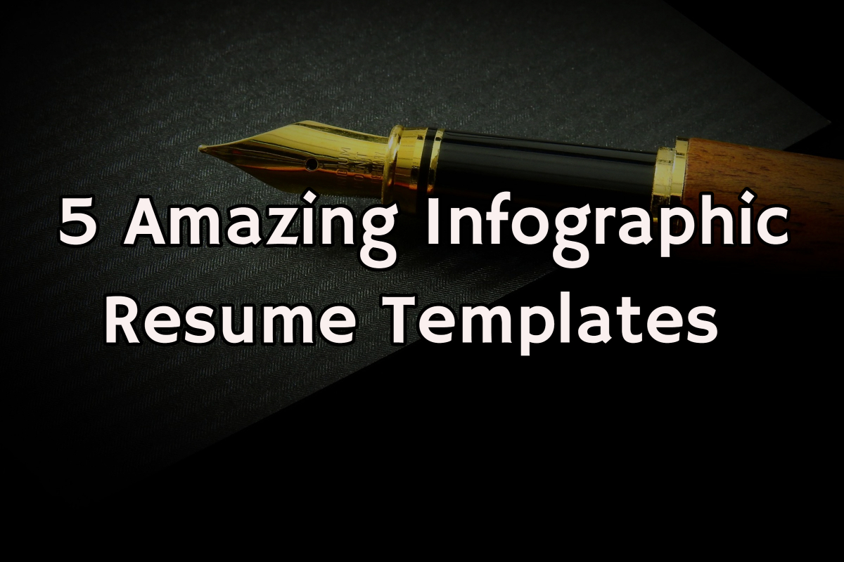 infographic resume templates the recruiters will love blog