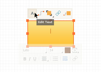 Context Toolbar - Edit text