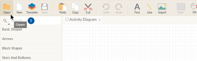 Manage Diagrams Creately Support Community