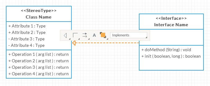 Uml diagrams creately support community uml class objects ccuart Images
