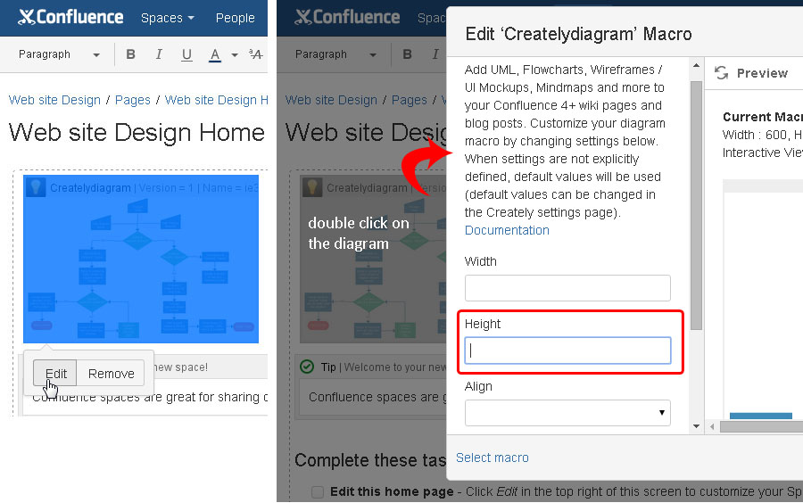 Usage Guide For Confluence 5x Creately Support Community