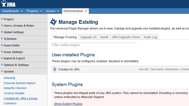 Purchase JIRA license Plugin