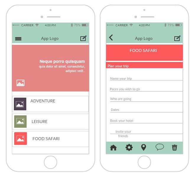IPhone Mockup Tool To Design Amazing IPhone Mock-Ups