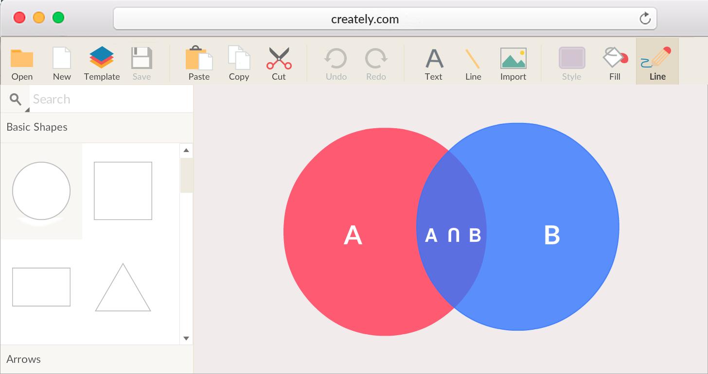 Venn Diagram Maker  Online Tool To Easily Create Venn